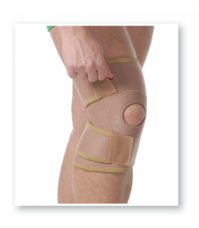 Orteza de genunchi mobila cu pelota, Cod 6053