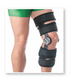 Orteza de genunchi pentru perioada post-operatorie mobila (cu balama), Cod 6310