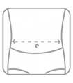 Lombostat profilactic elastic (cu 2 atele rigide)