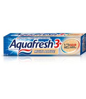 Aquafresh pasta dinti Multi-Active 100 ml