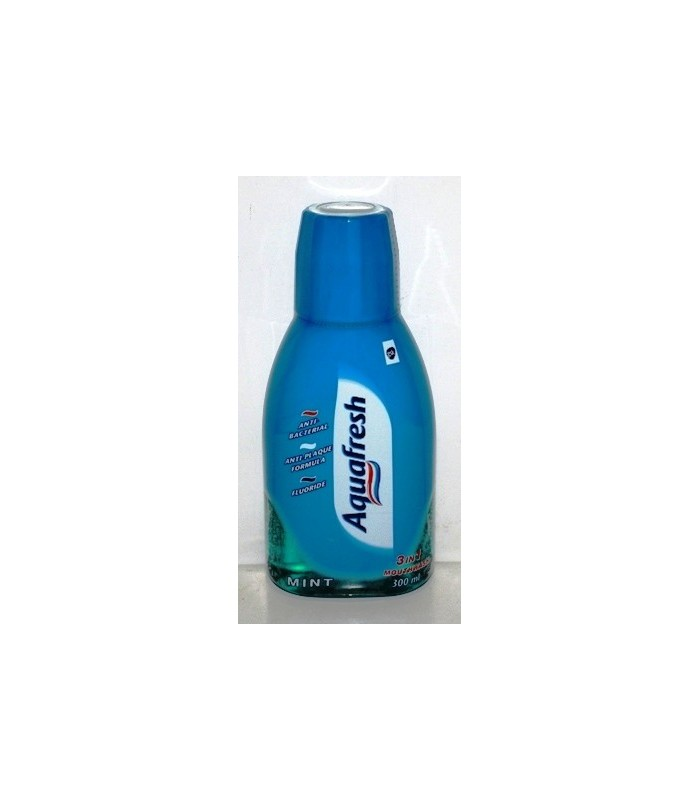 Aquafresh apa de gura Mint 300 ml