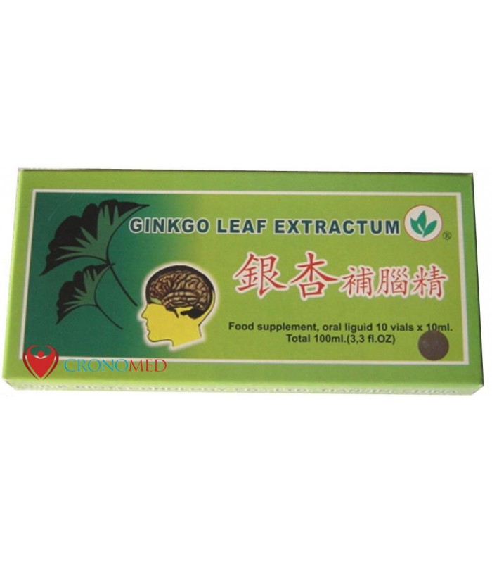 Ginkgo Leaf Extractum