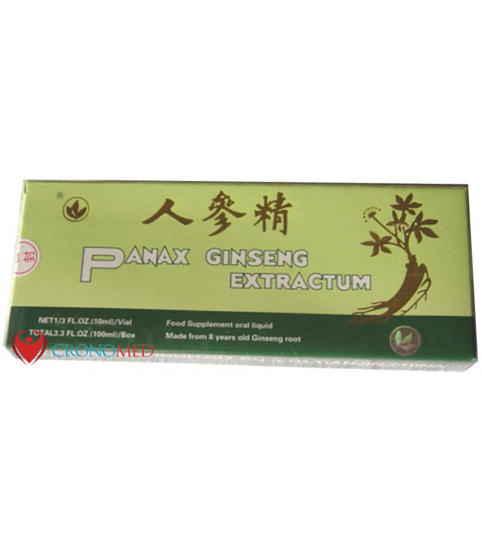 Panax Ginseng Extractum