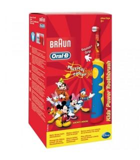 Periuta electrica Oral B Kids Mickey Mouse D10.513