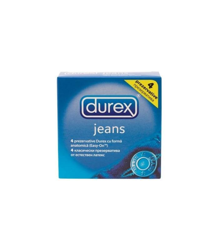 Prezervative Durex Jeans