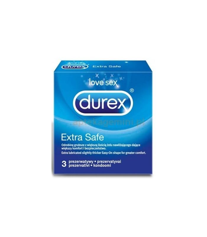 Prezervative Durex Extra Safe