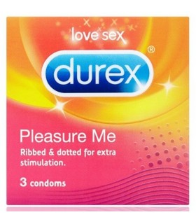 Prezervative Durex Pleasure Me
