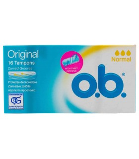 O.B Original Normal x 16 buc