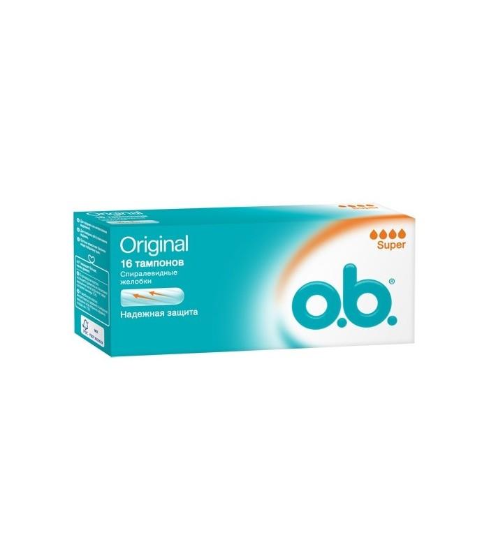 O.B Original Super x 16 buc
