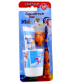 Aquafresh pasta copiii Kids 50 ml + periuta + pahar gratis