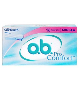 O.B. Procomfort Mini x 16 buc