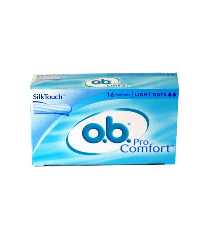 O.B. Procomfort Light Days x 16 buc