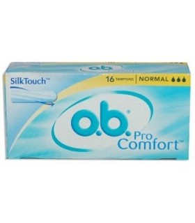 O.B. Procomfort Normal x 16 buc