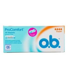 O.B. Procomfort Super x 16 buc