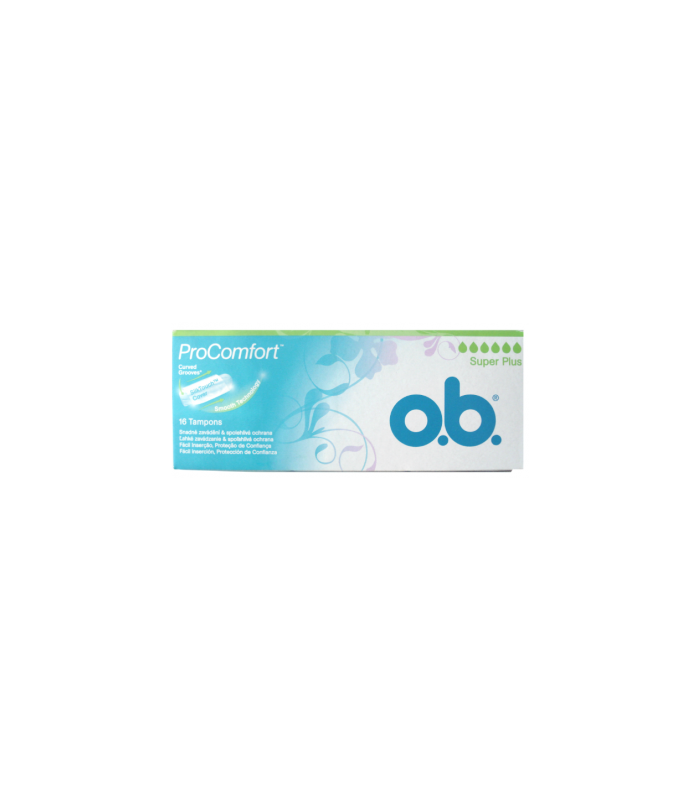 O.B. Procomfort Super Plus x 16 buc