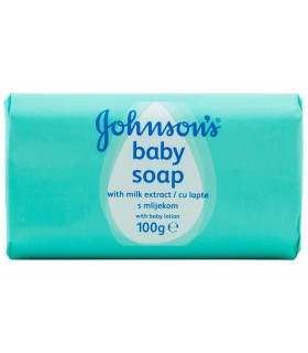 Johnson's Baby Sapun cu Lapte 100g