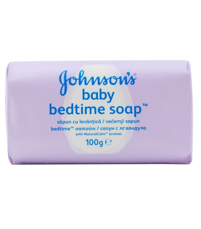 Johnson's Baby Sapun cu Levantica 100g