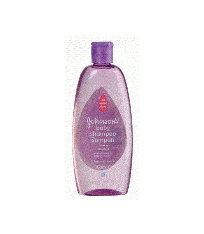 Johnson's Baby Sampon Levantica 200 ml