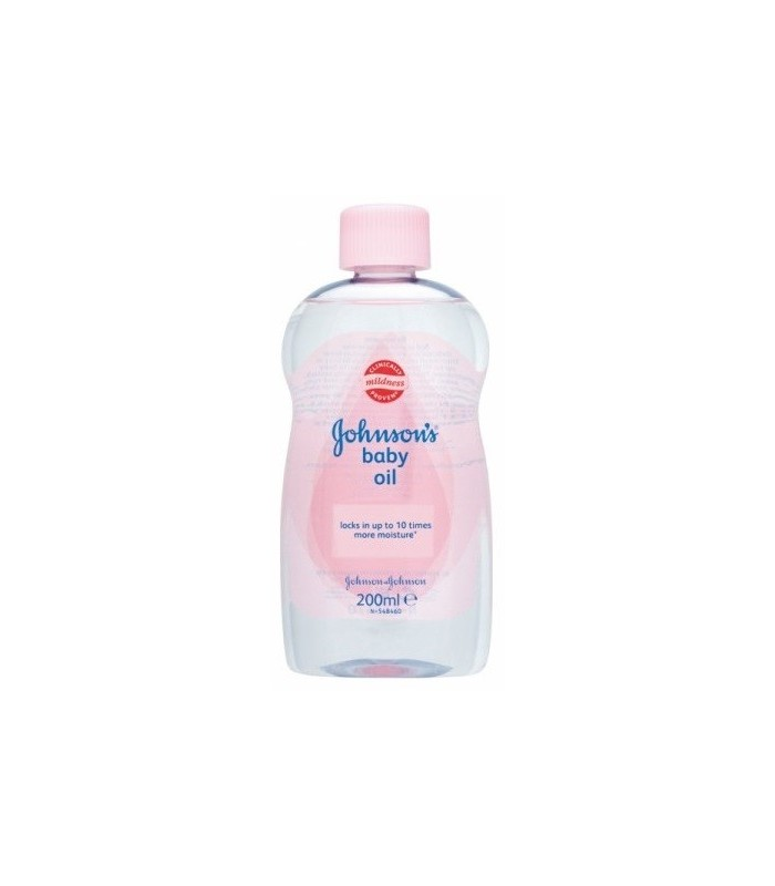 Johnson's Baby Ulei pentru Corp Regular 200 ml