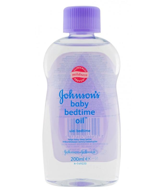 Johnson's Baby Ulei pentru Corp Levantica 200 ml