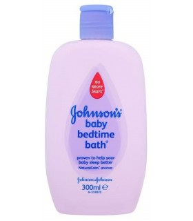 Johnson's Baby Spumant de Baie cu Levantica 300 ml