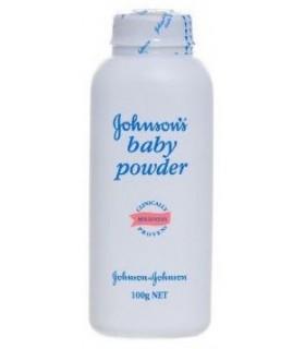 Johnson's Baby Pudra de Talc Sterilizata 100 g