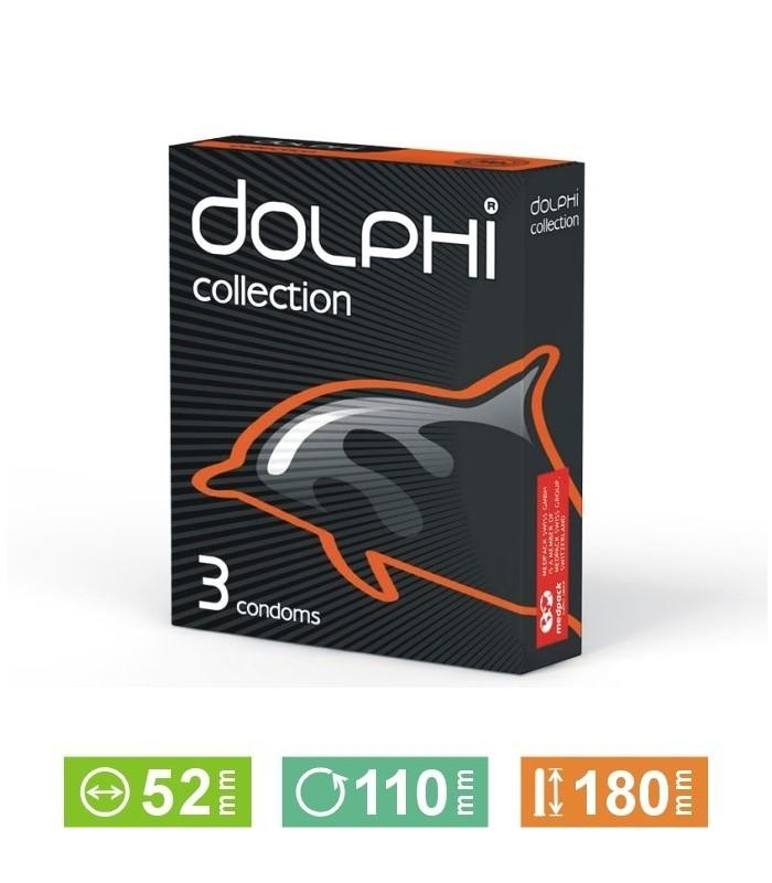 Prezervative Dolphi Collection