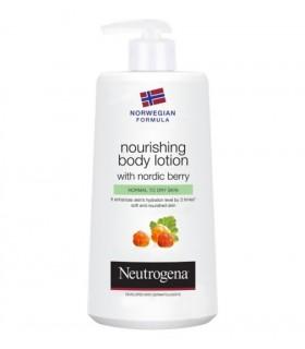 Neutrogena Lotiune de Corp Hidratanta Nordic Berry