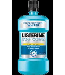 Listerine Apa de Gura Stay White