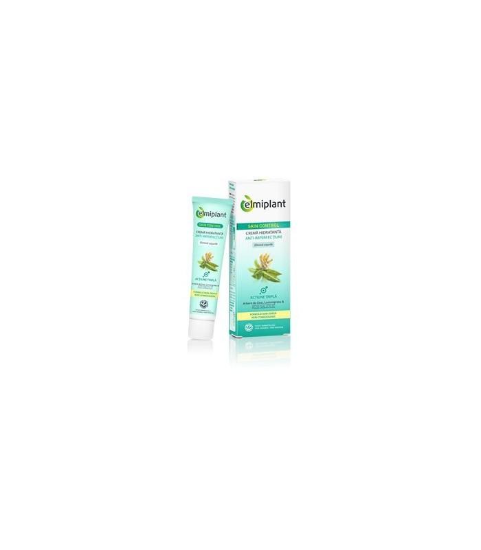 Elmiplant Crema Hidratanta Anti-Imperfectiuni Skin Control 15+
