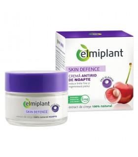 Elmiplant Crema Antirid De Noapte Skin Defence 35+