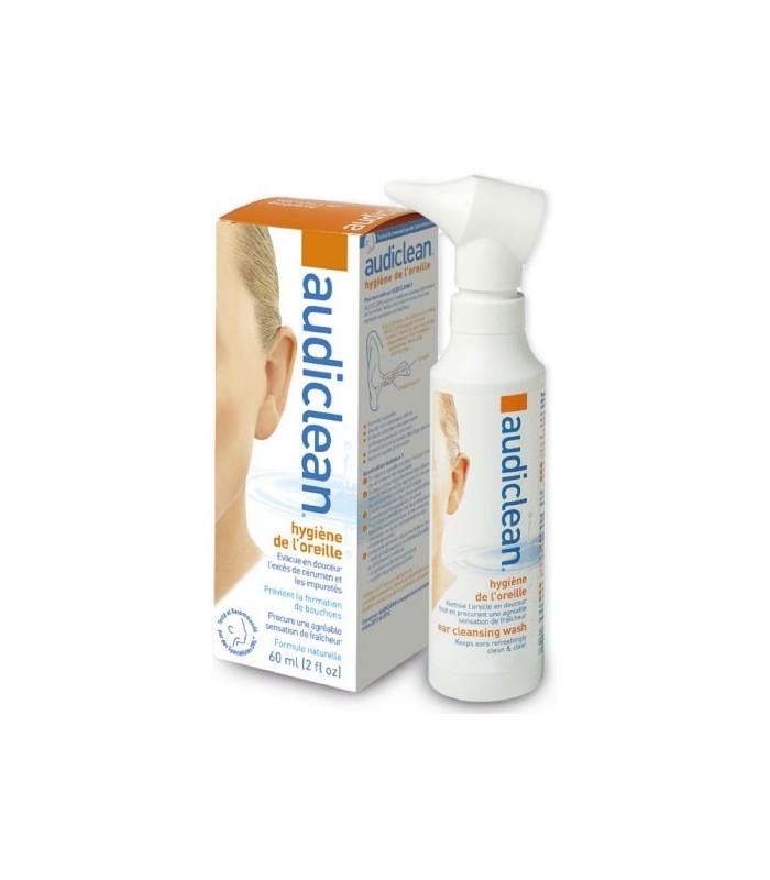 Audiclean Spray Pentru Igiena Urechilor