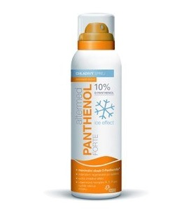 Panthenol Spray Forte 10% Ice Effect